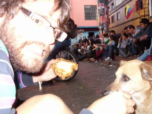 nouriture chien la candelaria
