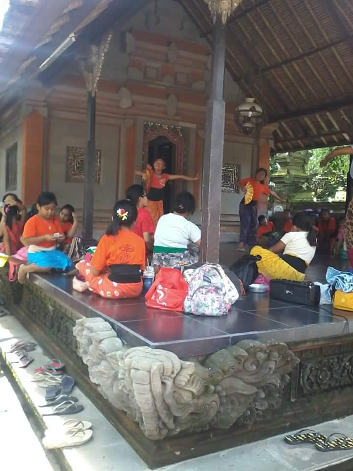 Ubud palace gratuit