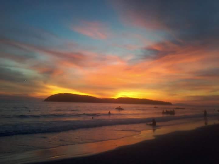 Langkawi coucher de soleil