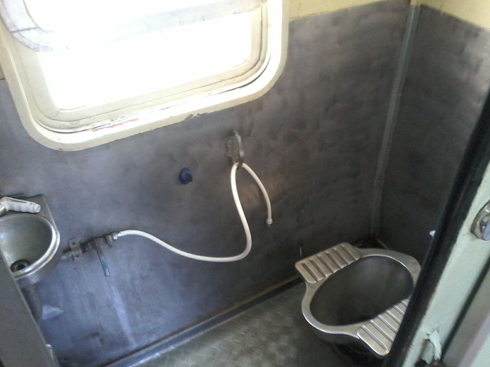 toilette de train en thailande