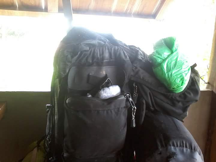 Bagpack de trek