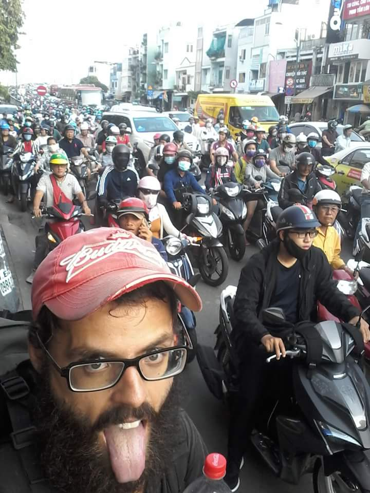 Trafic vietnam