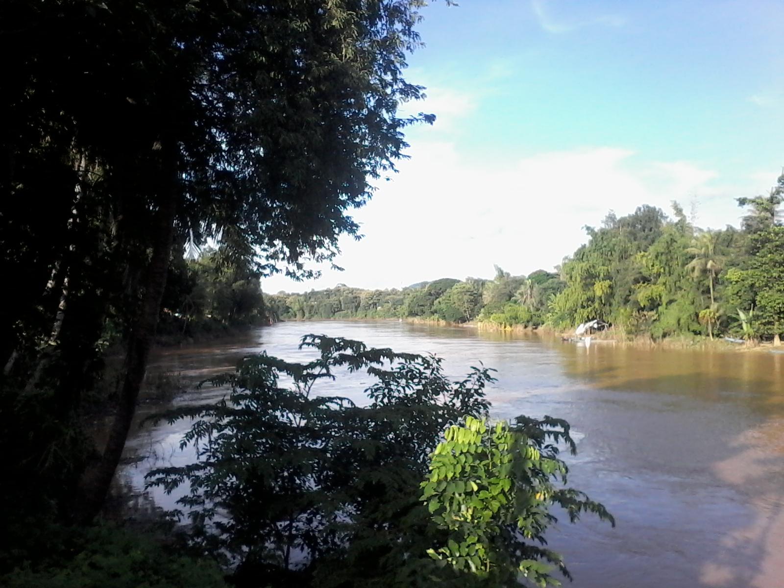 Rivière luang parang