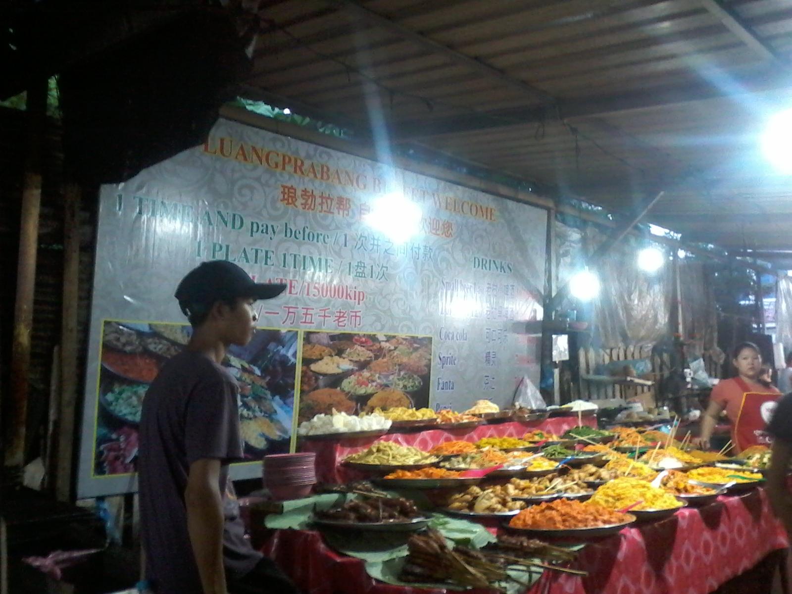 Luang parang bouffe