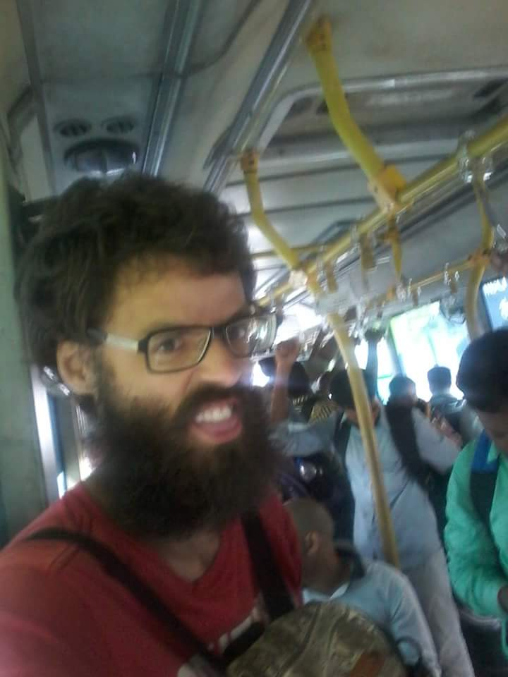 Autobus calcutta