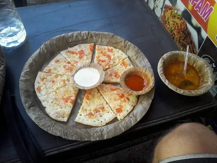 Nourriture à pushkar