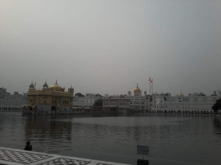 Temple d'or golden temple