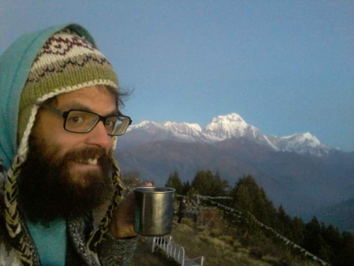 Montagne du népal