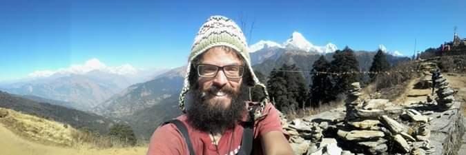 Montagnes du népal