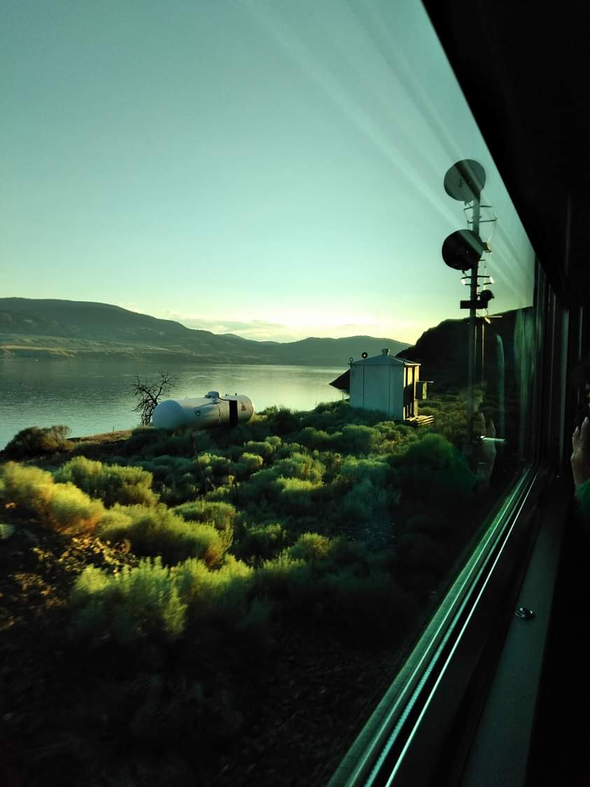 Via rail vers vancouver
