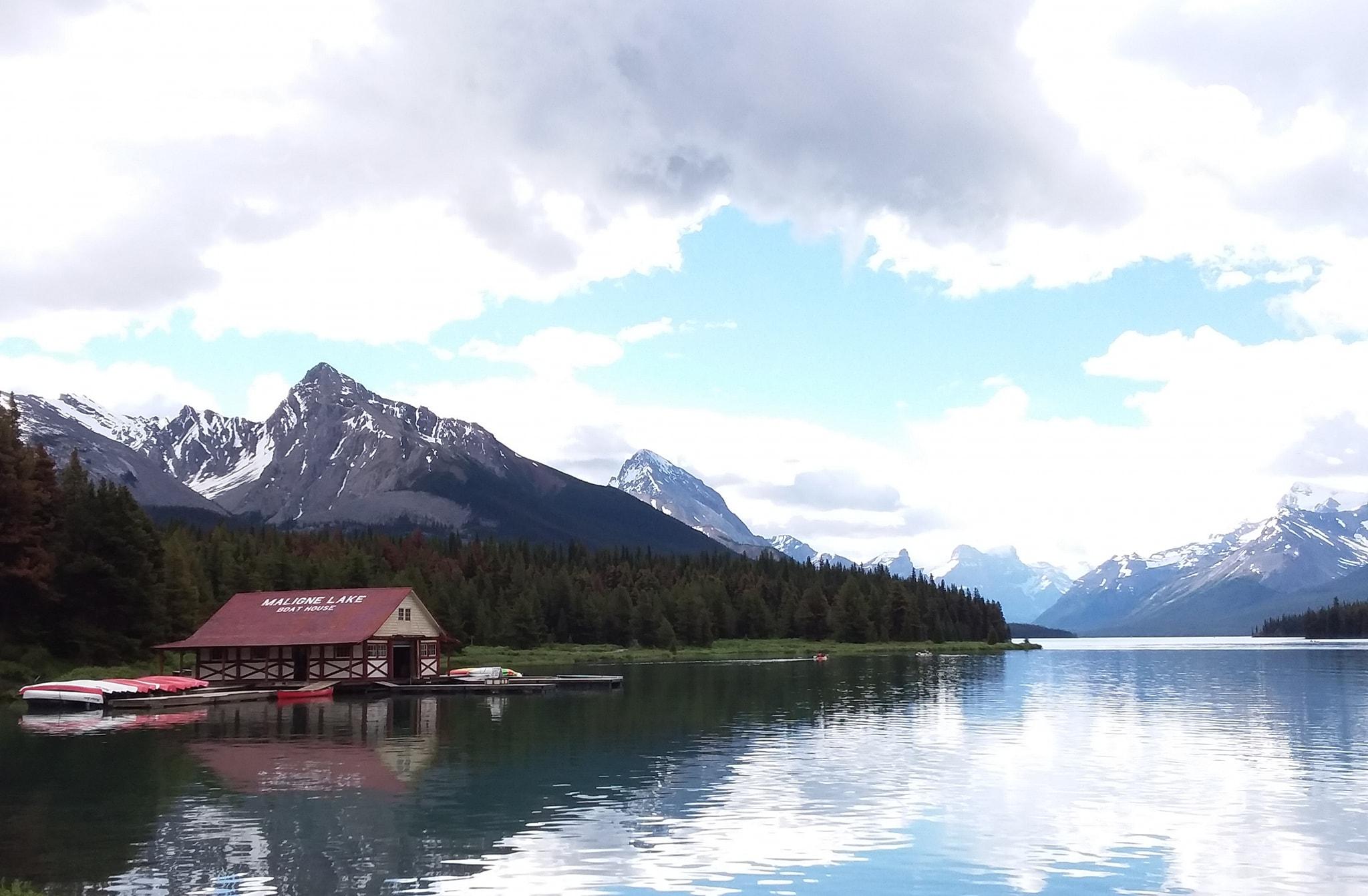 voyager vers l'ouest canadien