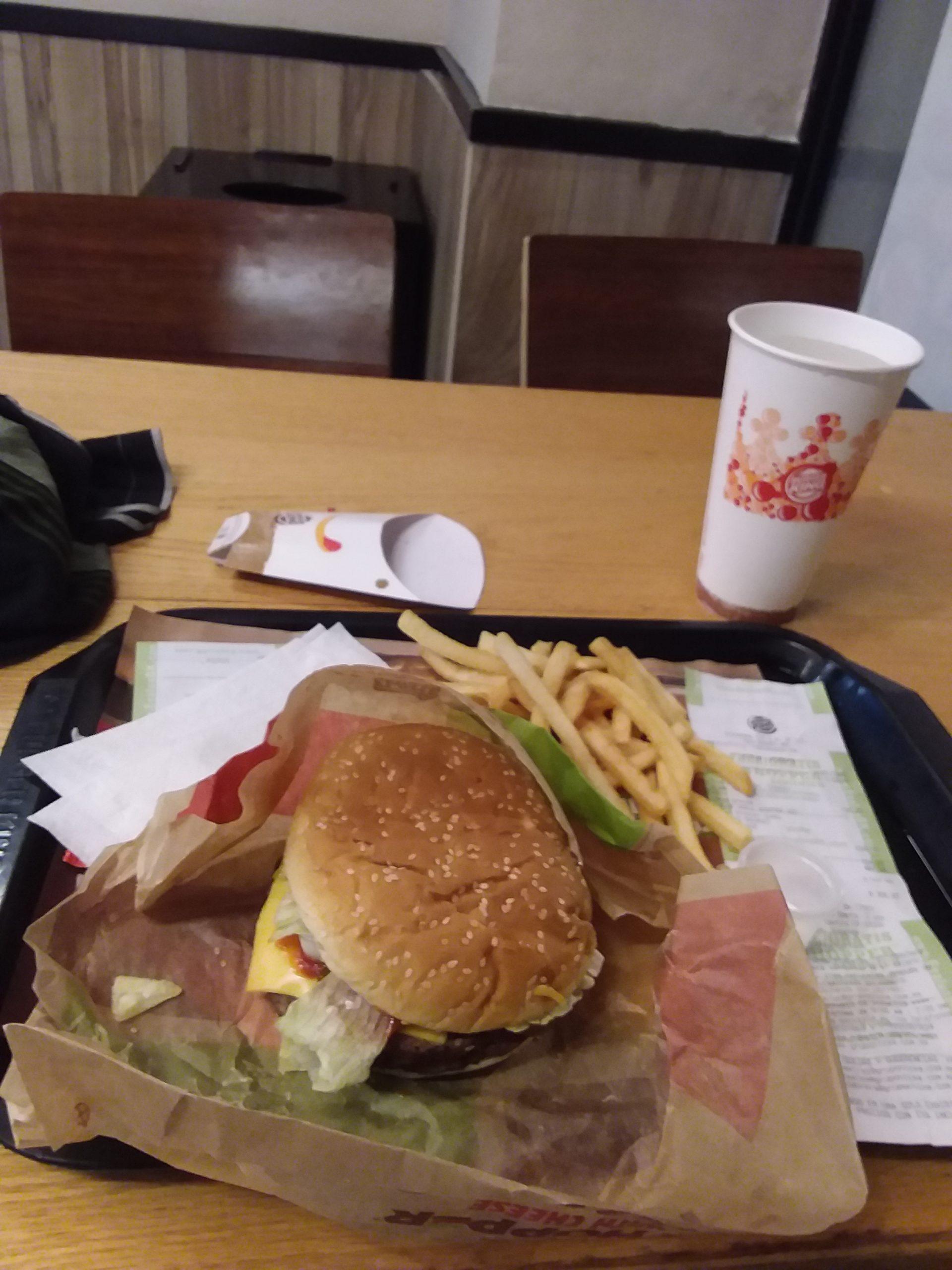 Mérida burger king