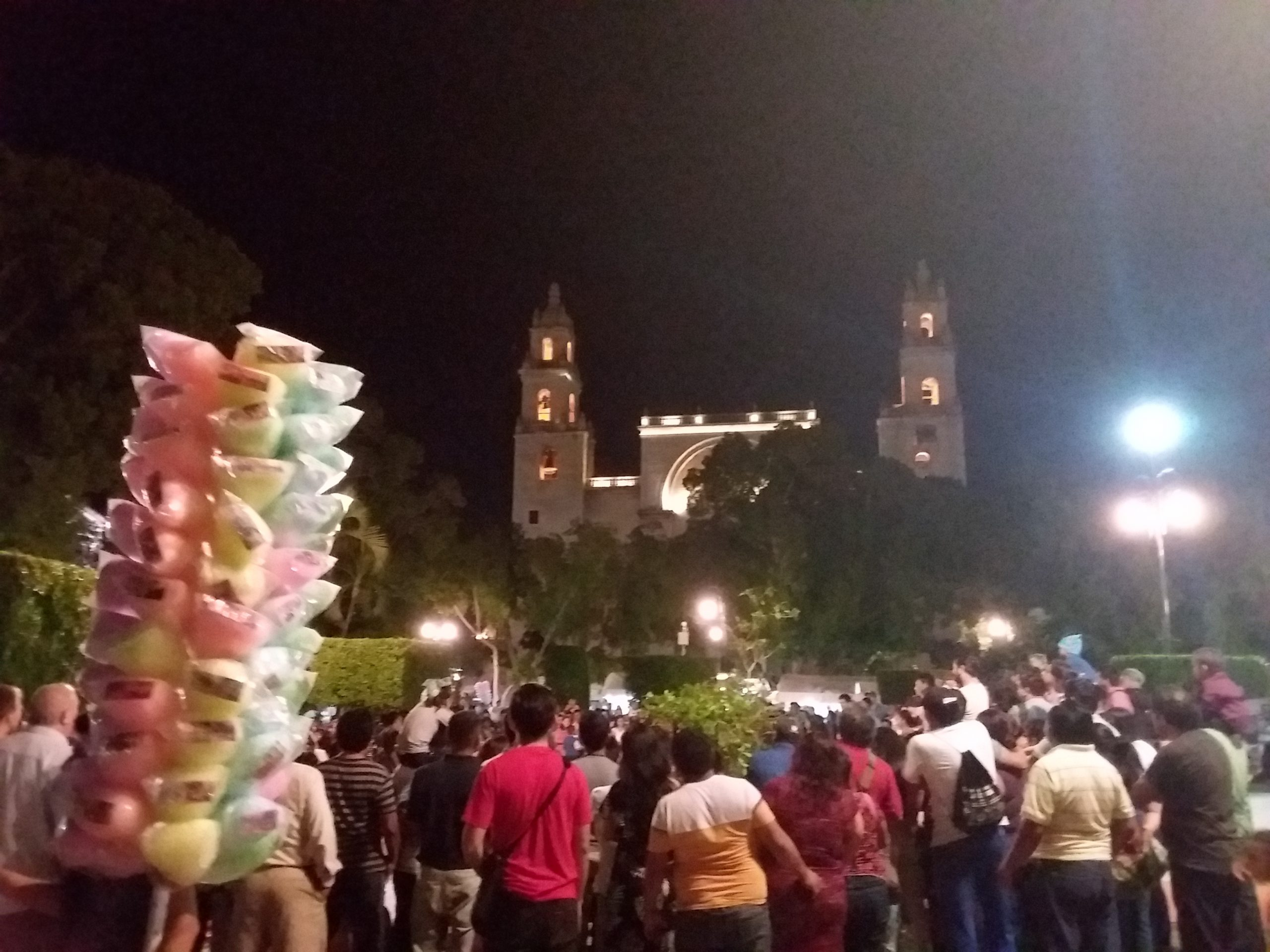 Dimanche soir plaza mérida