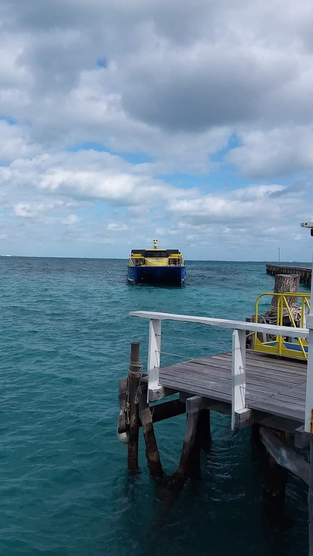 Traversier isla mujeres
