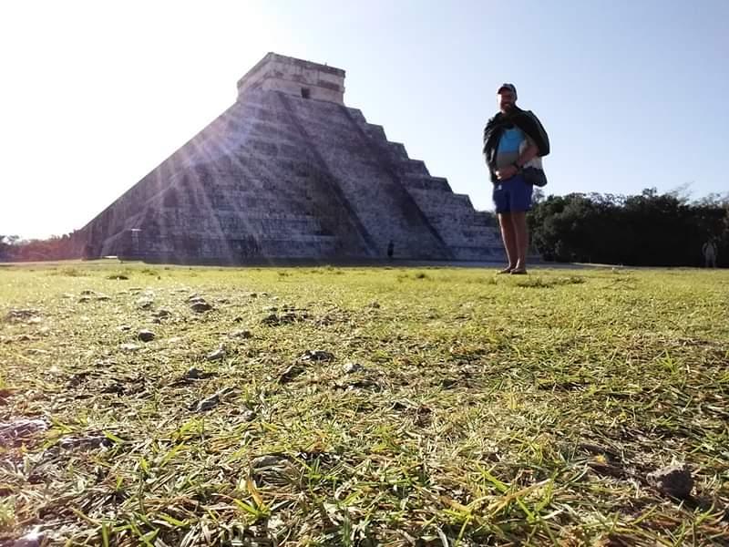 Photos pyramide chichen itza