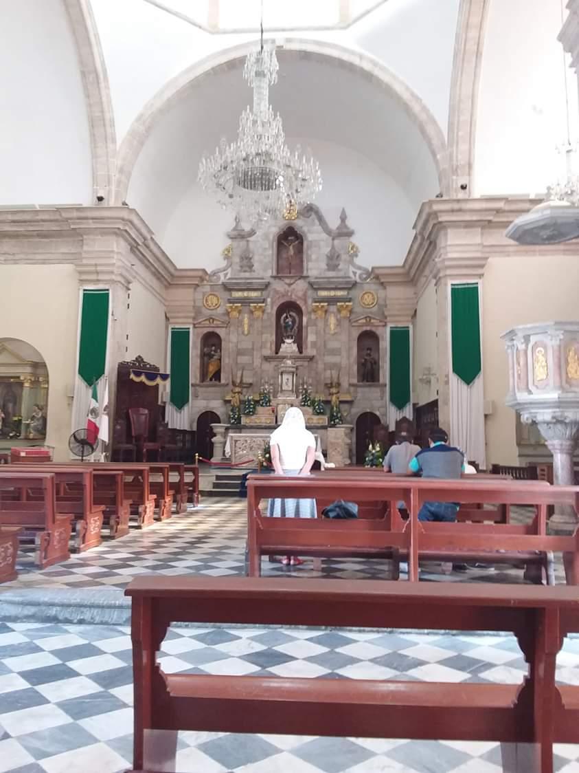 Église ville de campeche