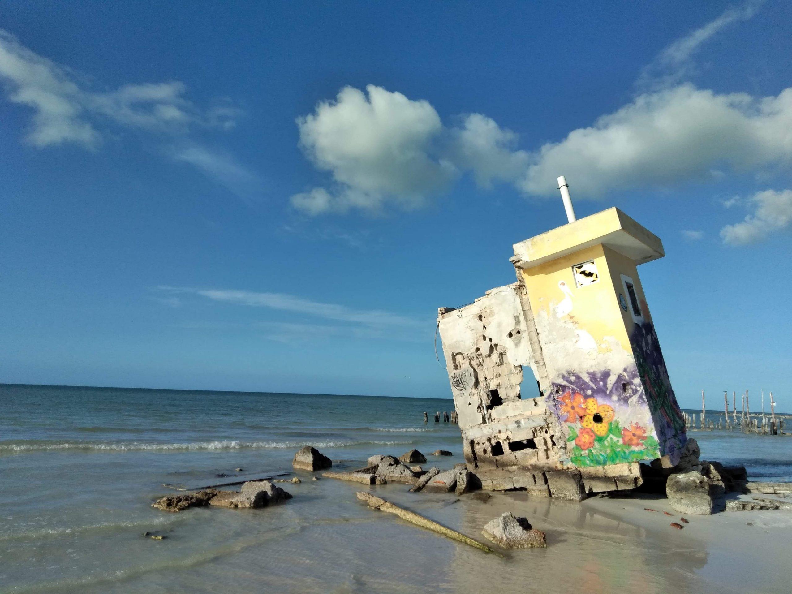 Ruines holbox