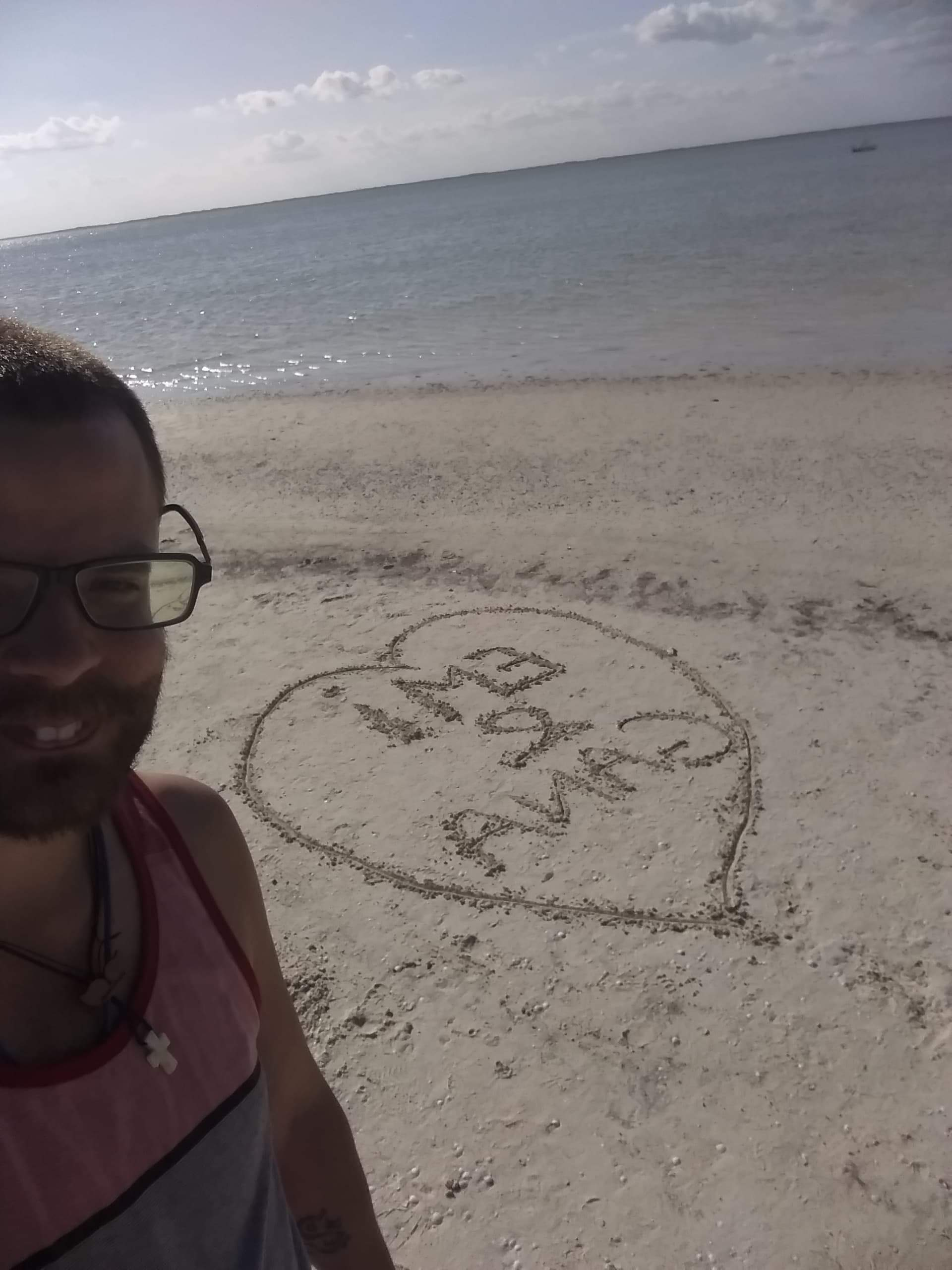 Holbox amour