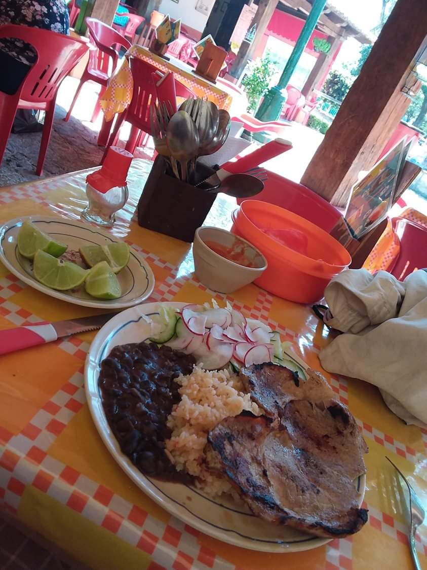 Nourriture san cristobal