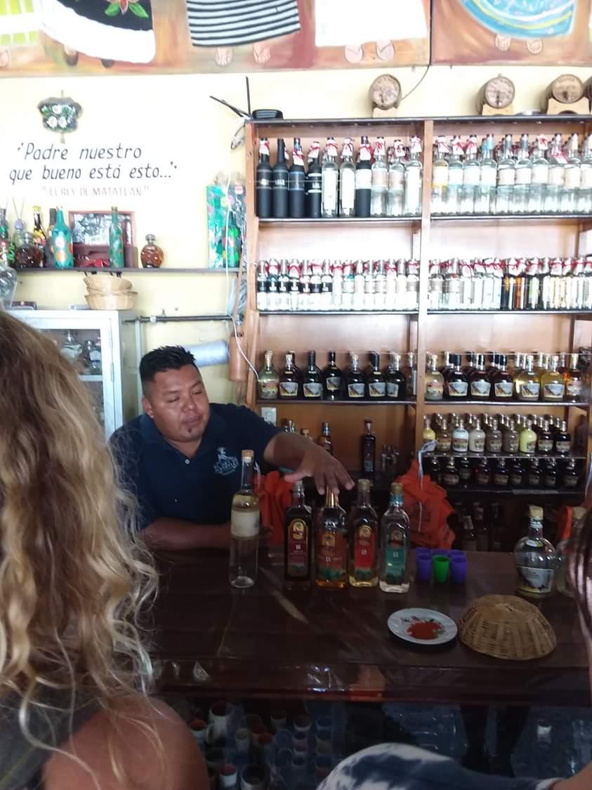 Alcool oaxaca