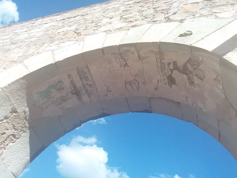 Église tour monte alban