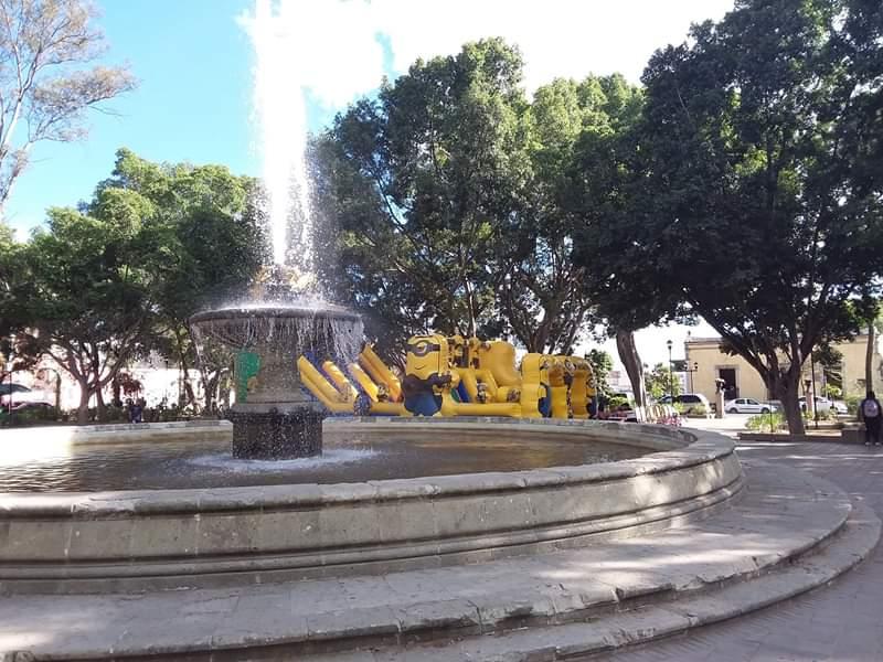 Les plazas d'oaxaca