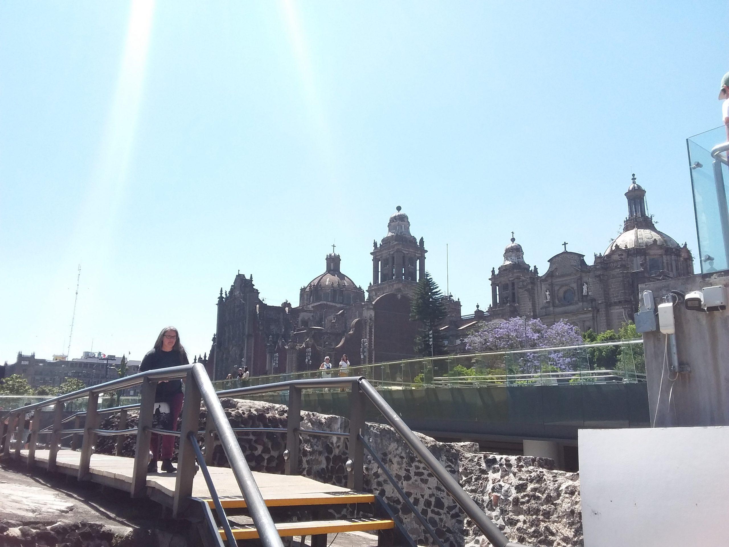 Cathédrale métropolitaine de mexico city