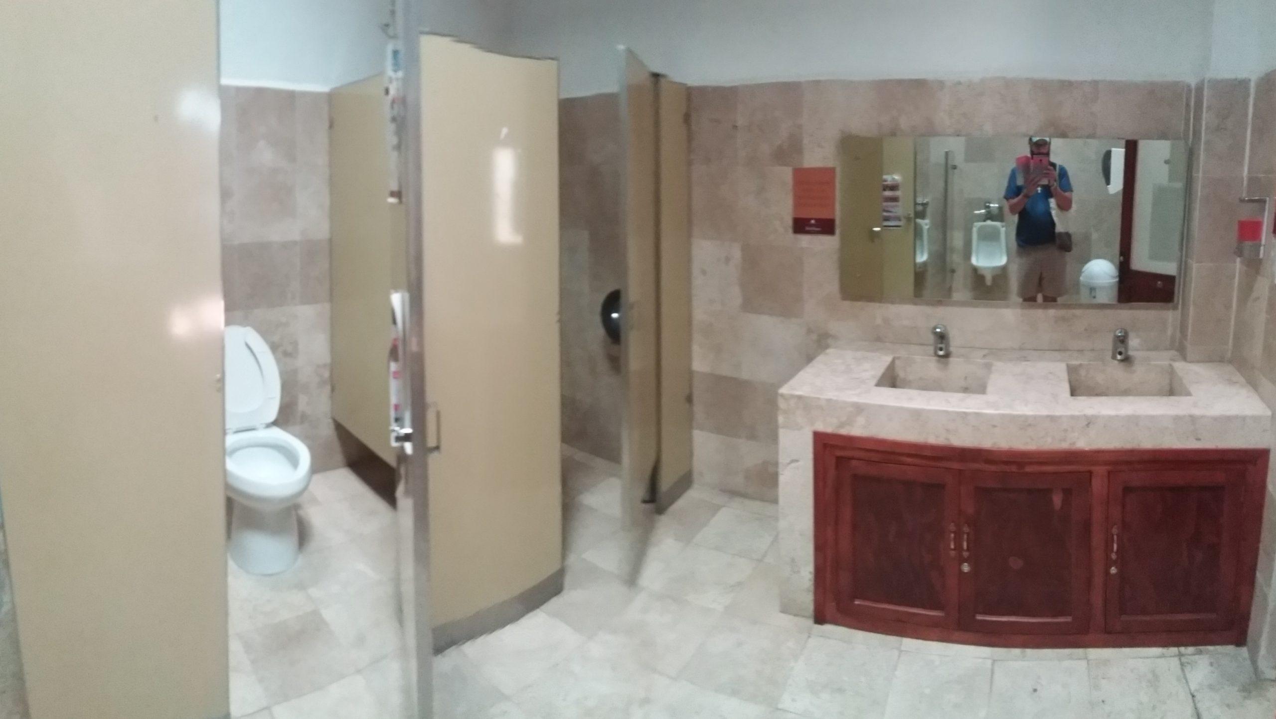 Toilette musée queretaro
