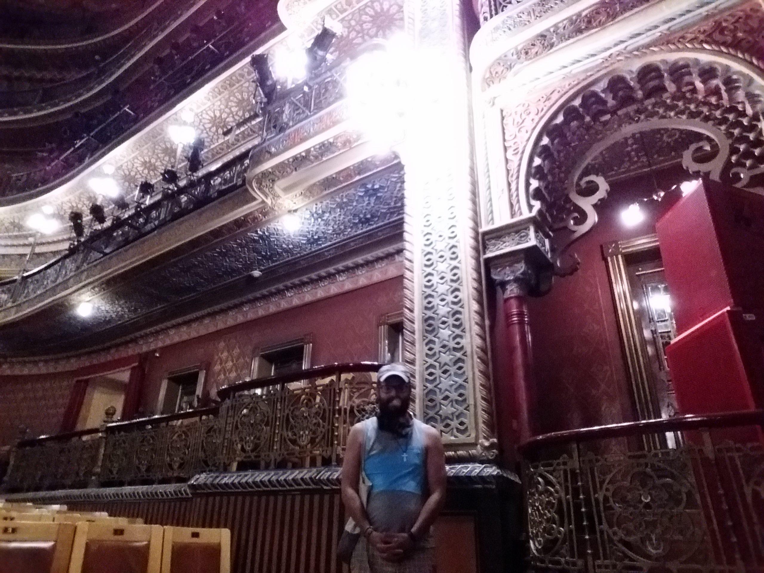 Théâtre juavez guanajuato