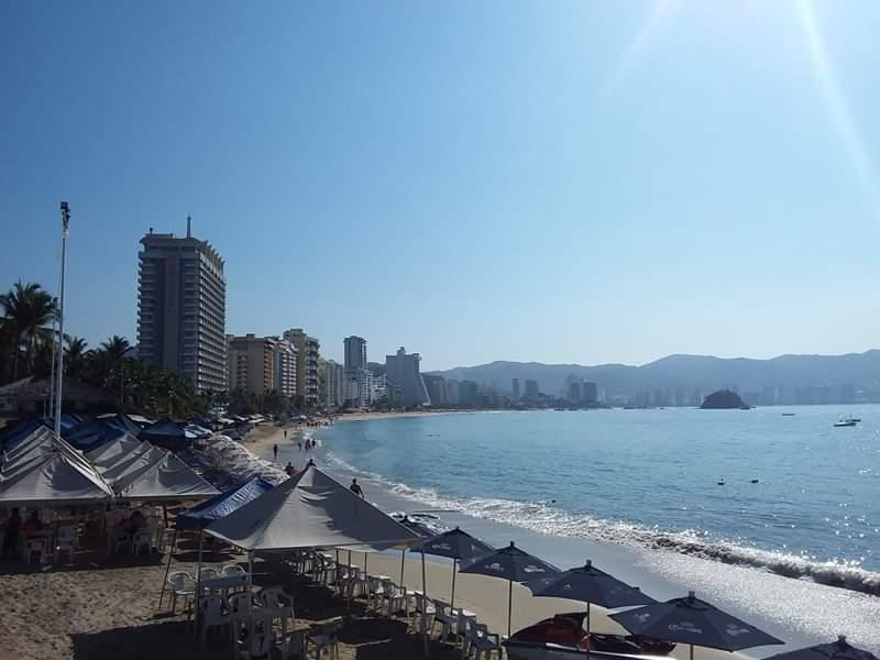Coin luxueux de acapulco