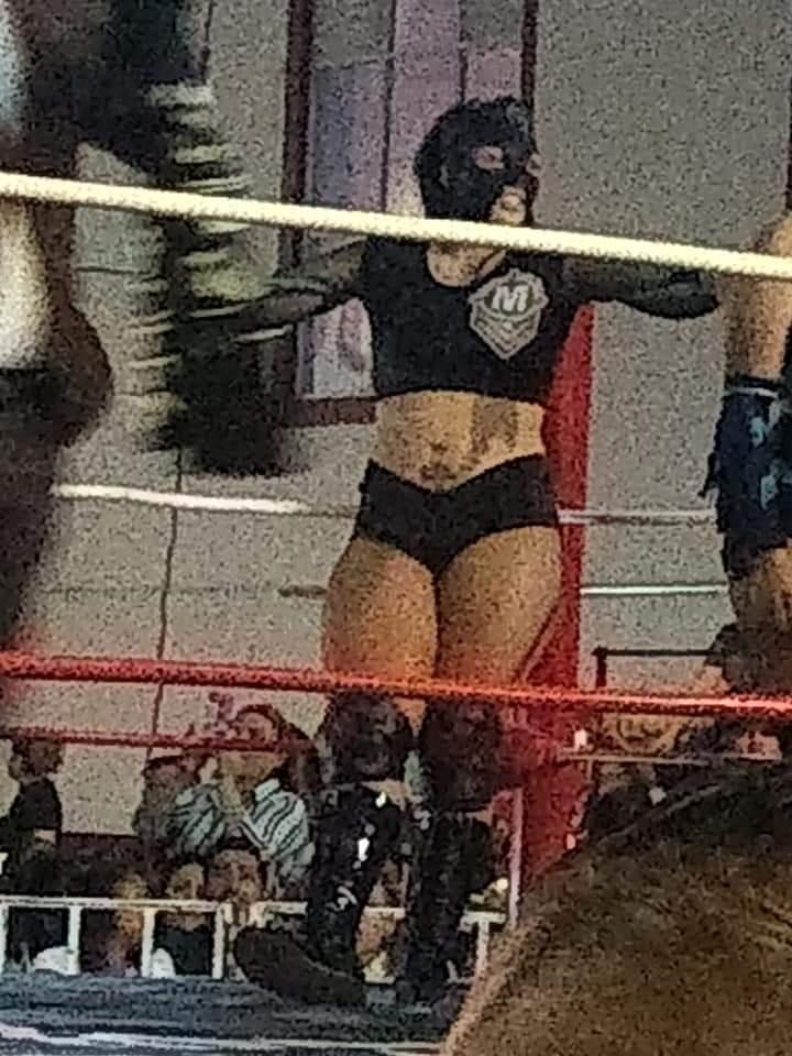 Lady maravilla lucha libre
