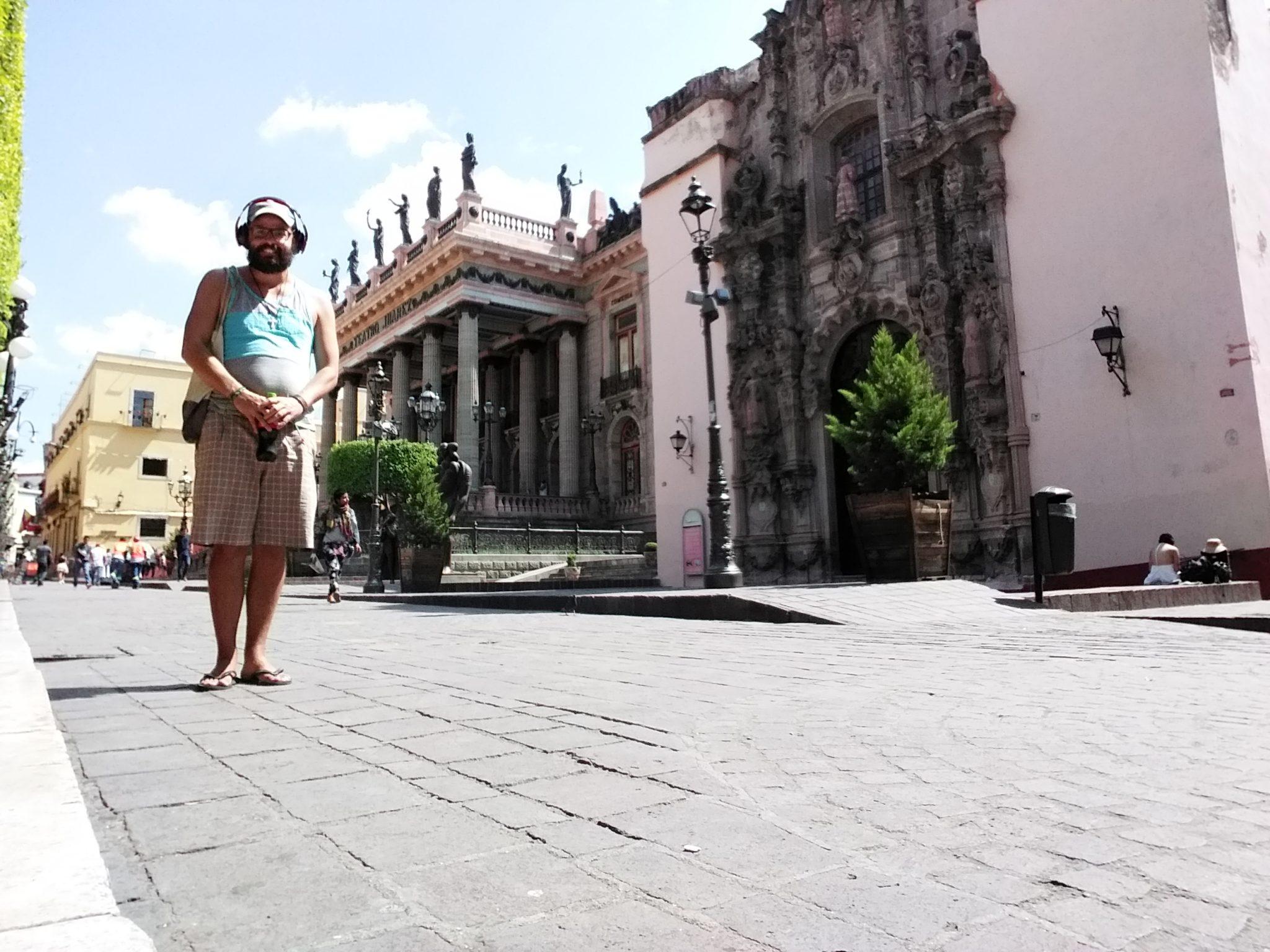 guanajuato belle ville mexique