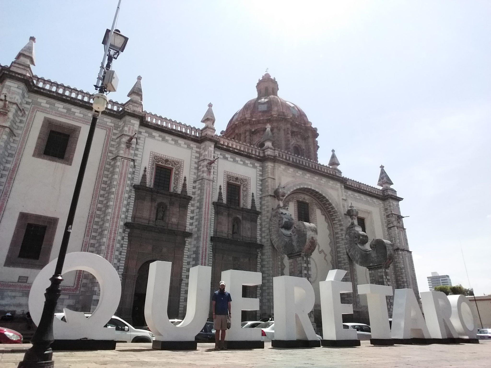 querétaro plus belle ville mexique