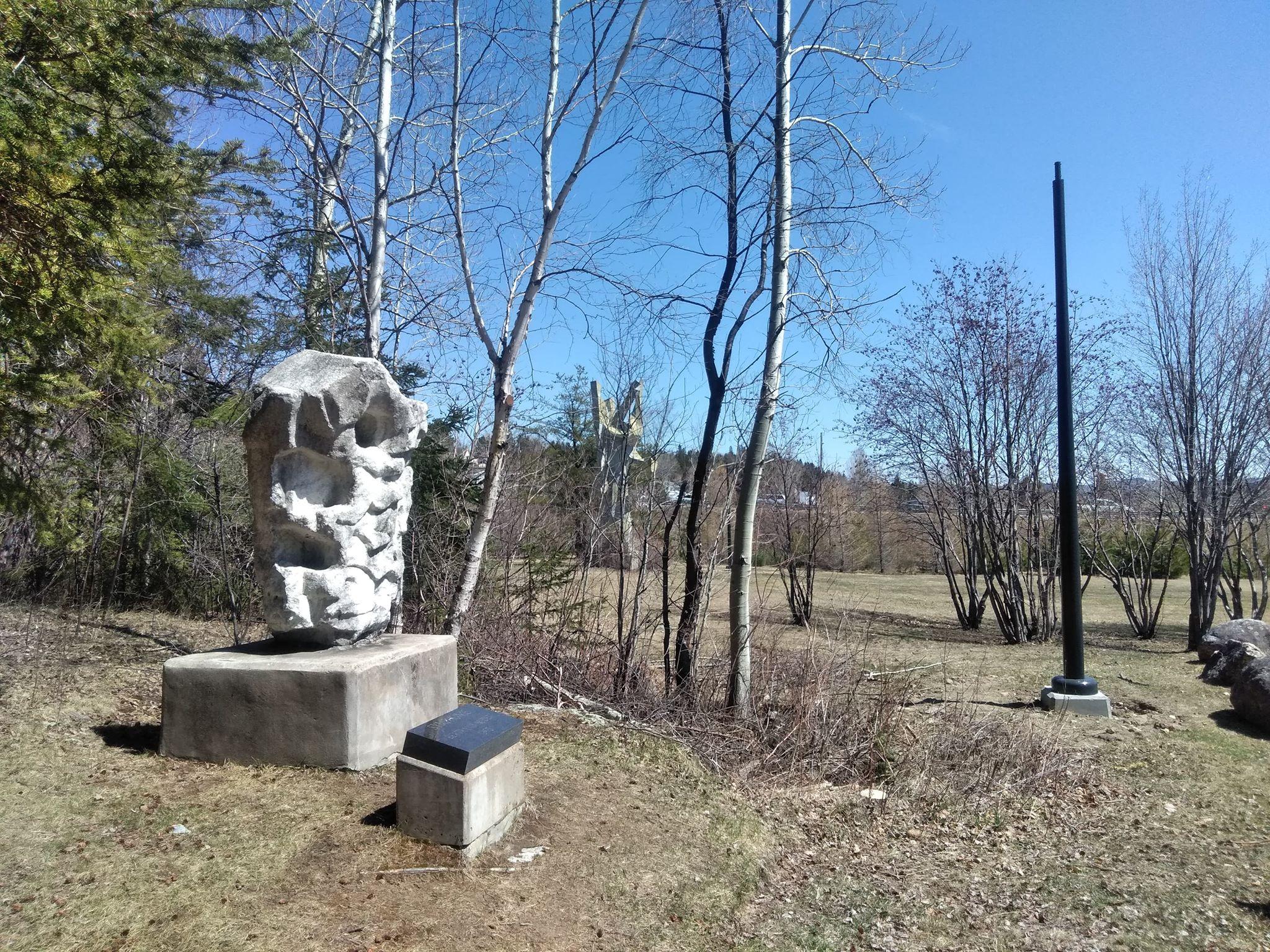 chemin structure parc falaise