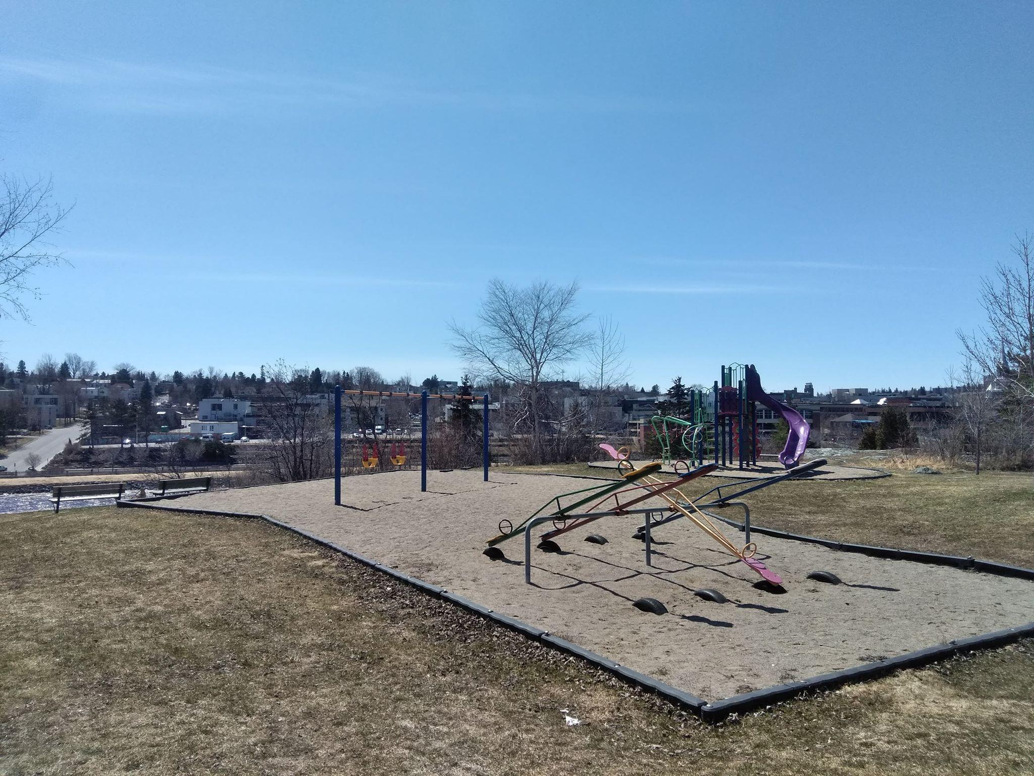 parc pour les enfants parc falaise