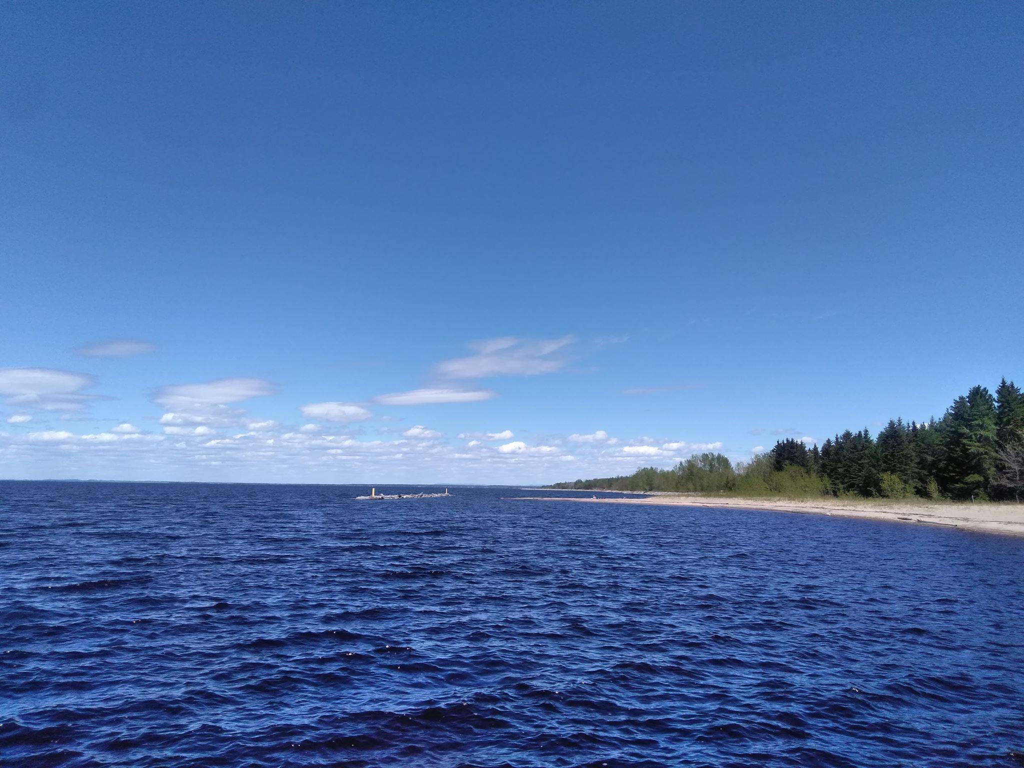 plage métabetchouan lac-saint-jean