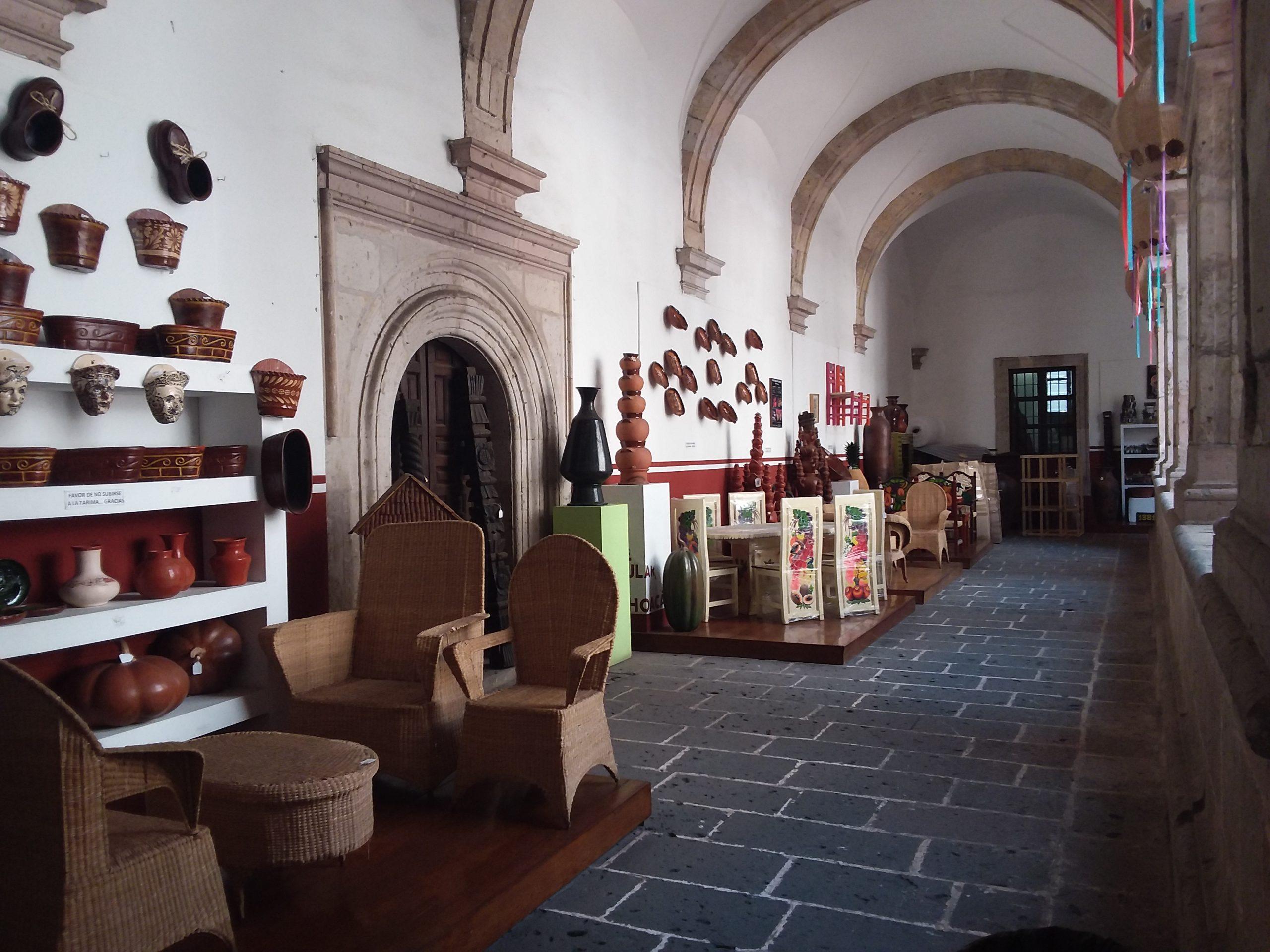 Casa artesanias morelia