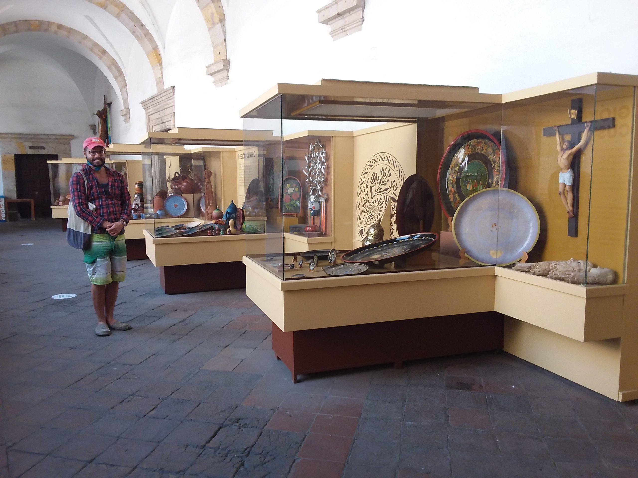Casa de artesania morelia