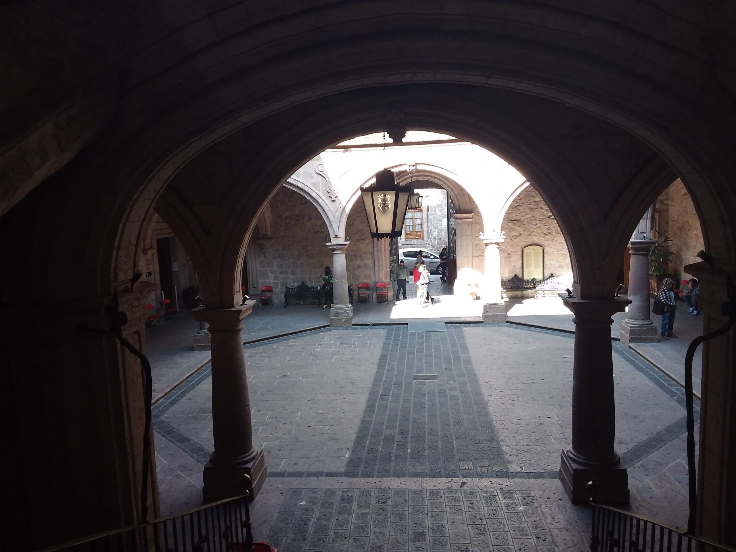 Palais municipal morelia
