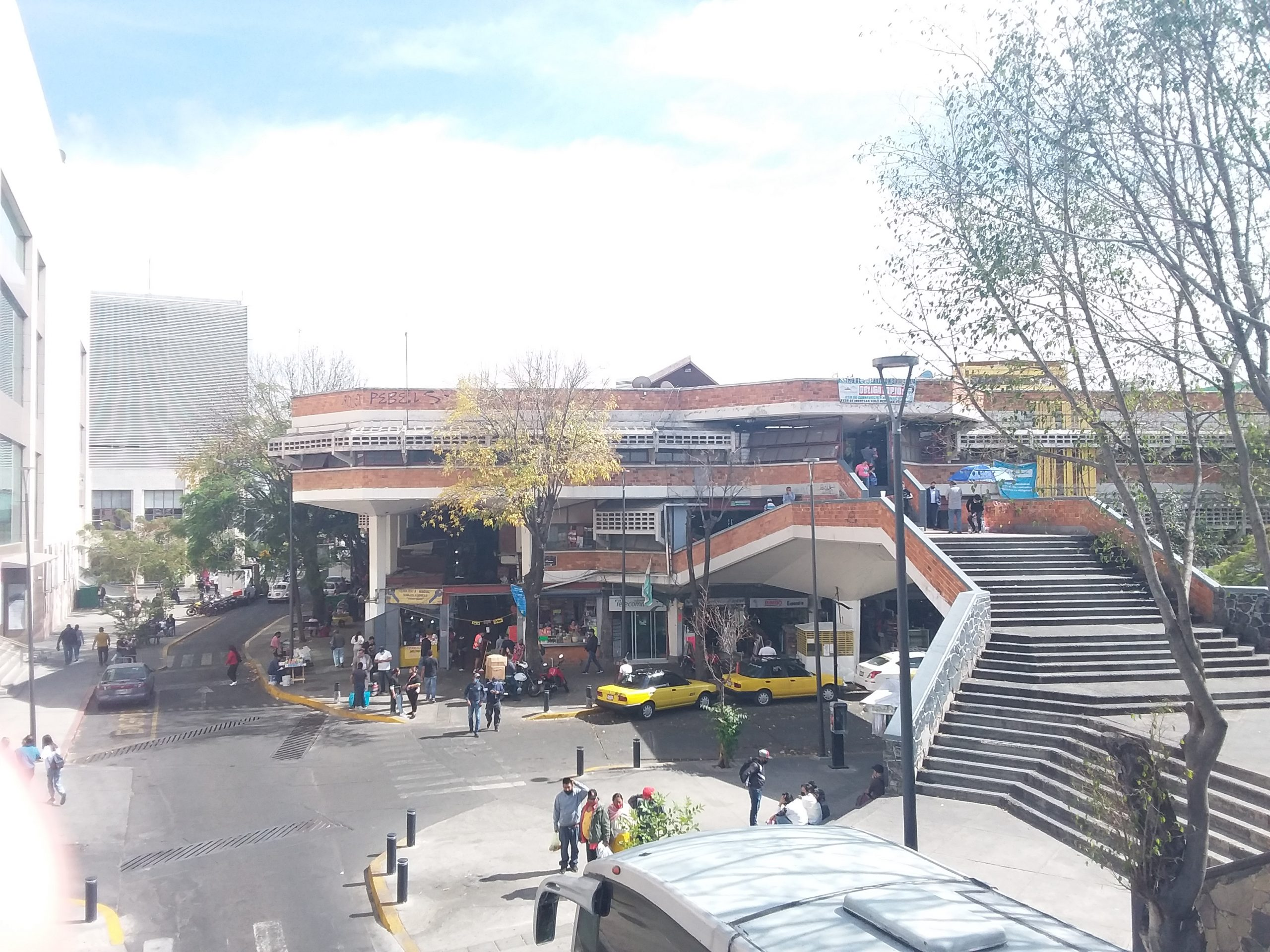 Mercado san juan dios