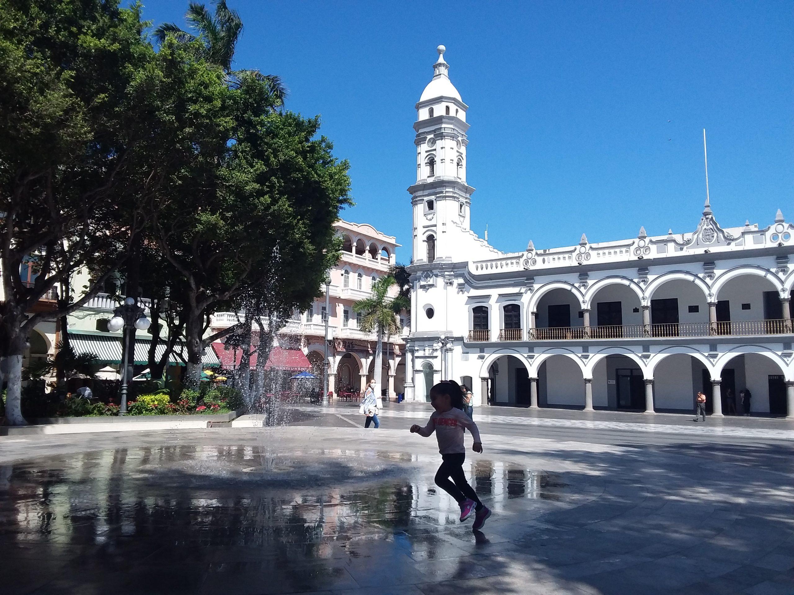 Centre historique veracruz