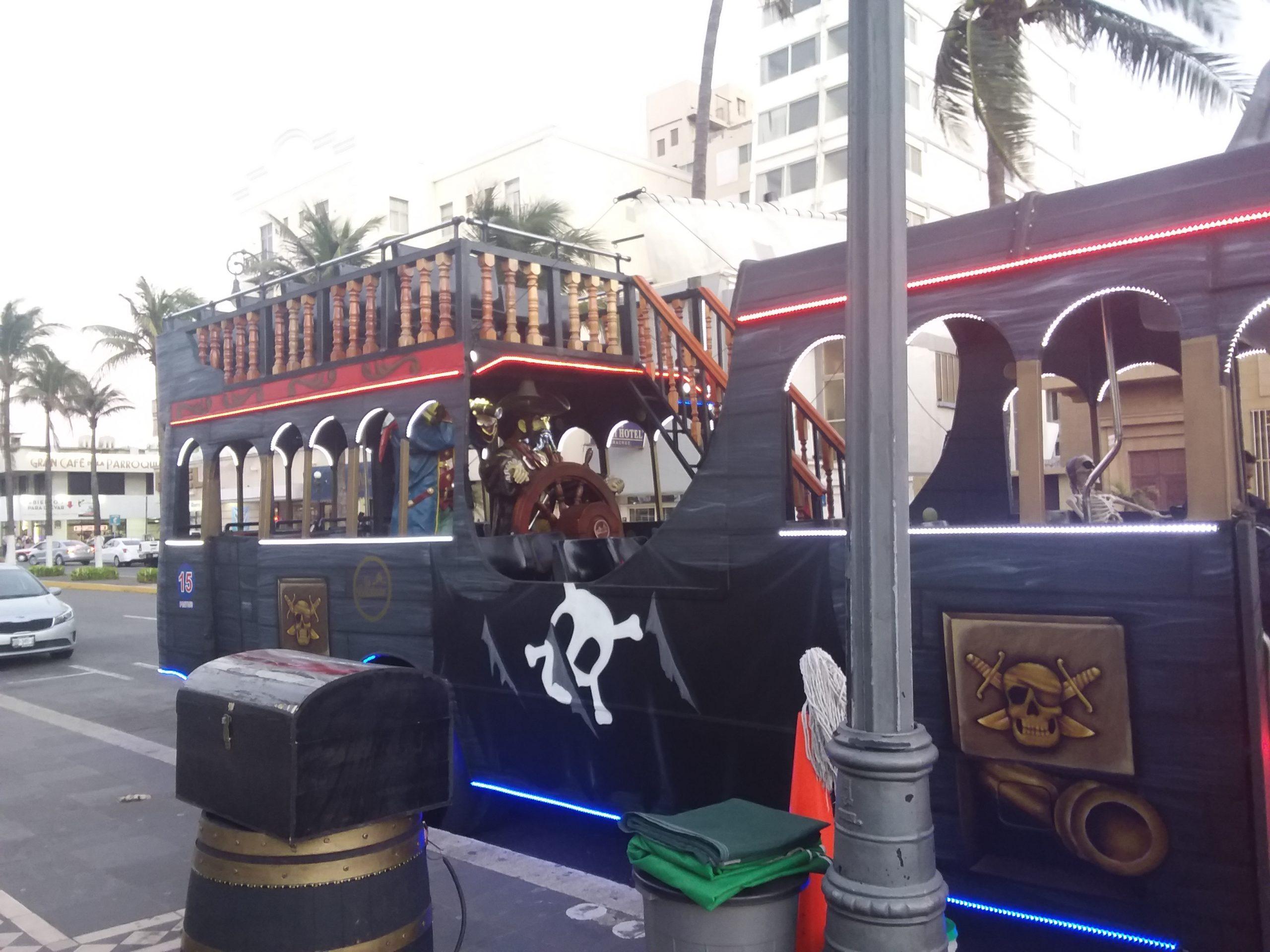 Autobus touristique veracruz