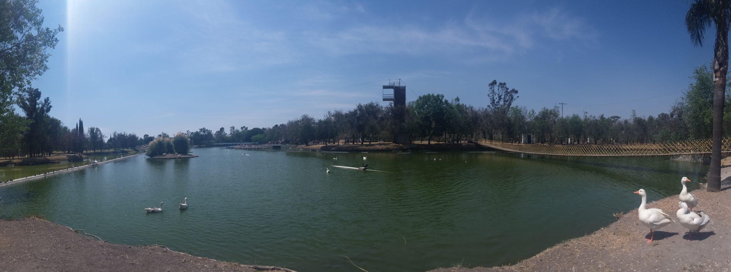 Puebla parc écologique