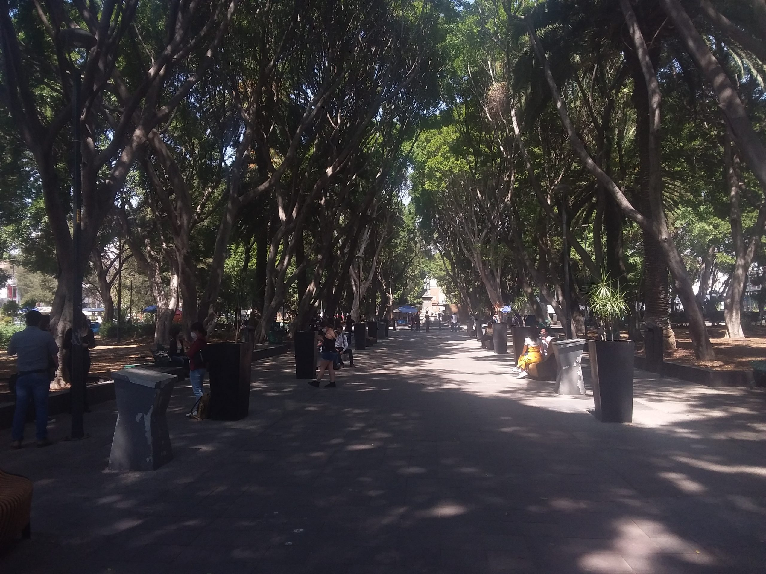 Plaza puebla