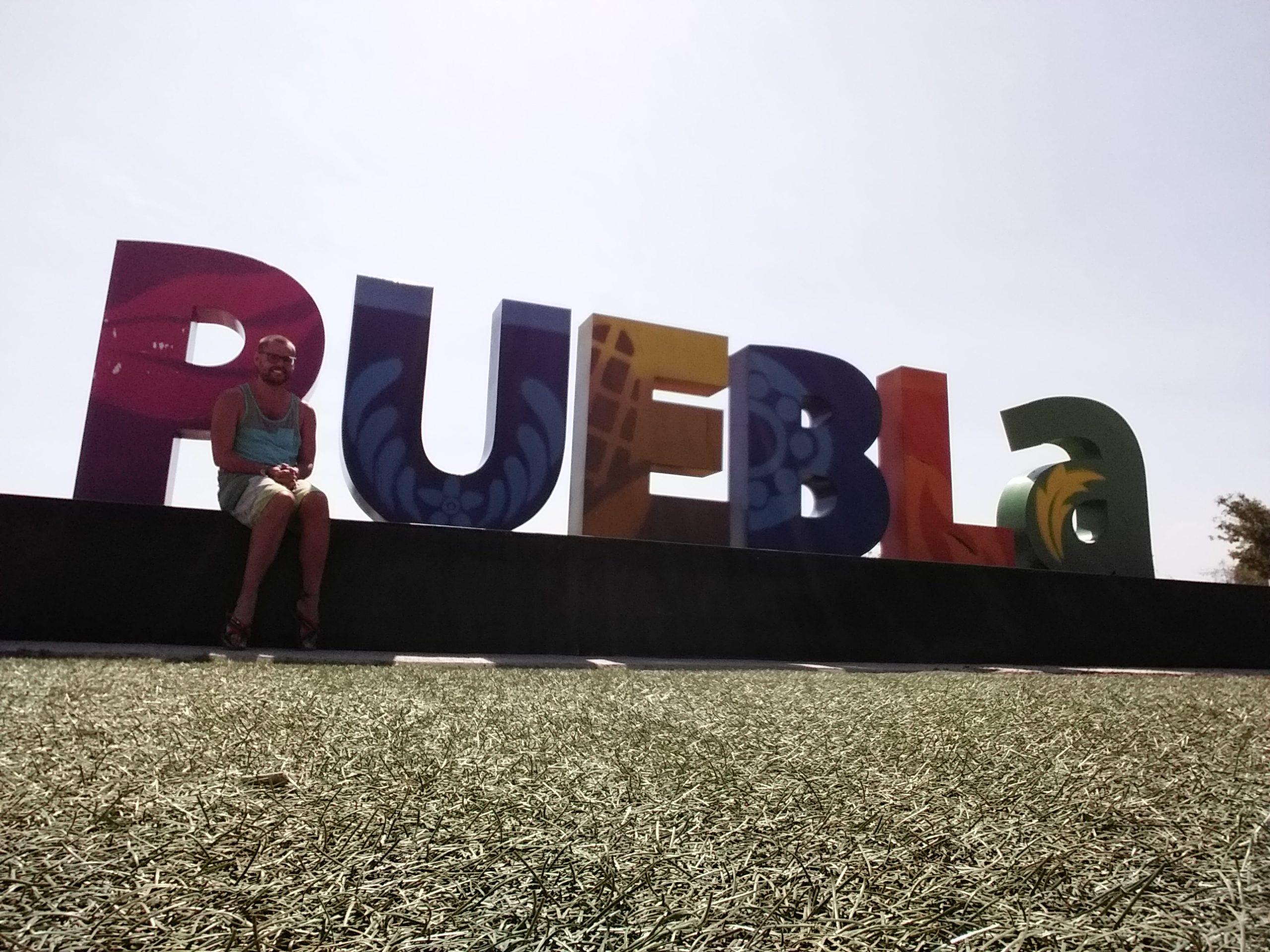 Puebla lettres