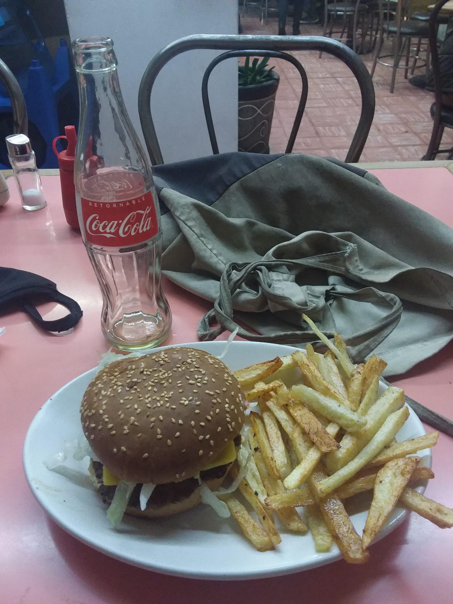 Hamburger puebla