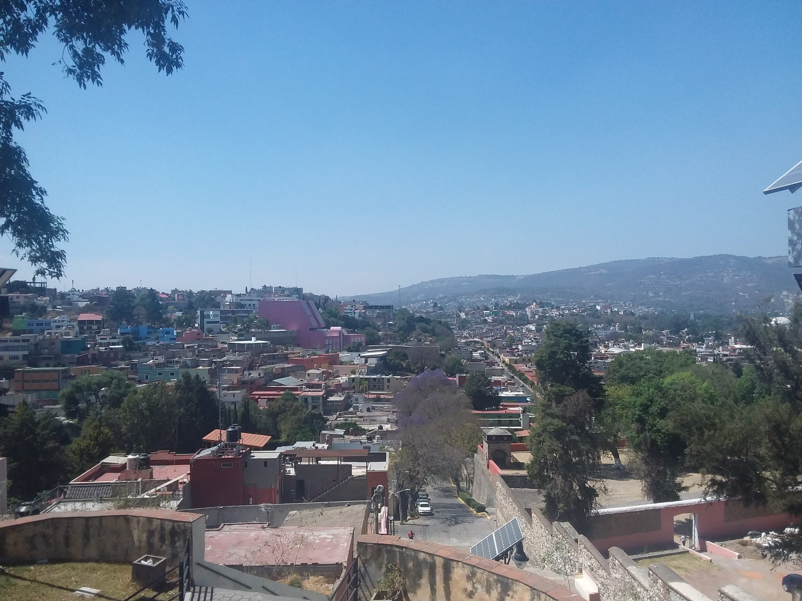 Tlaxcala point de vue