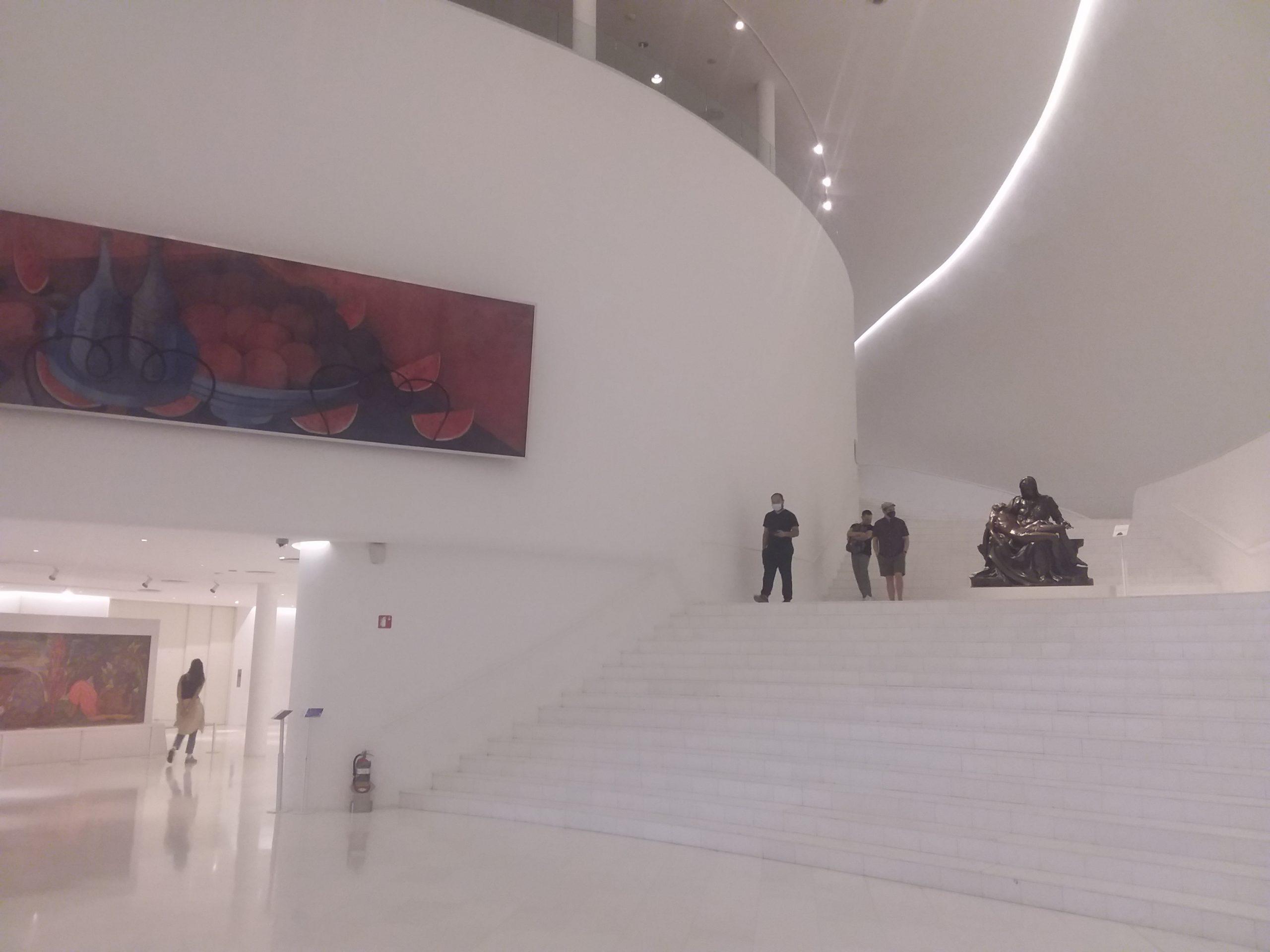 Musée soumaya premier étage