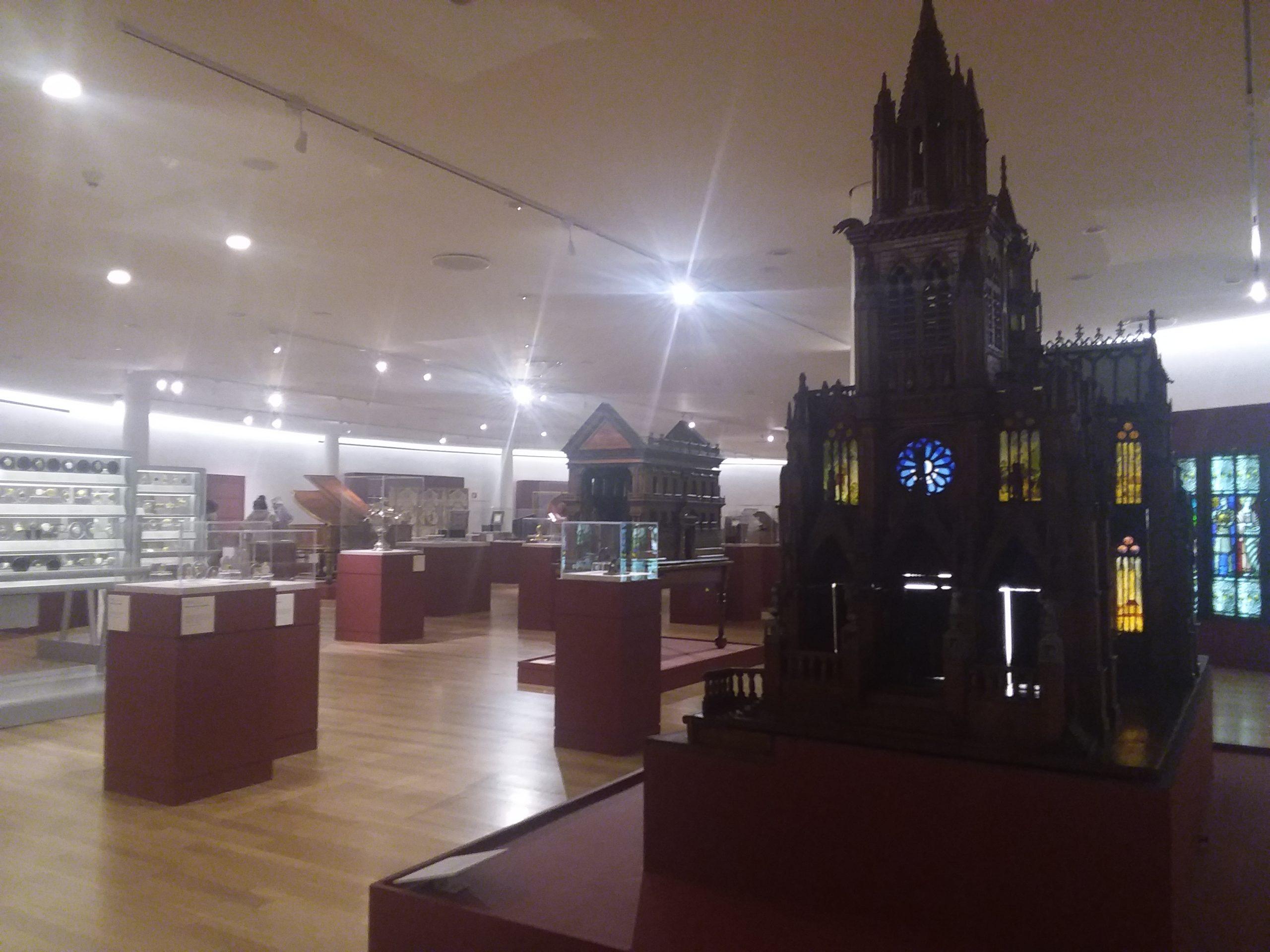 Oeuvres musée soumaya