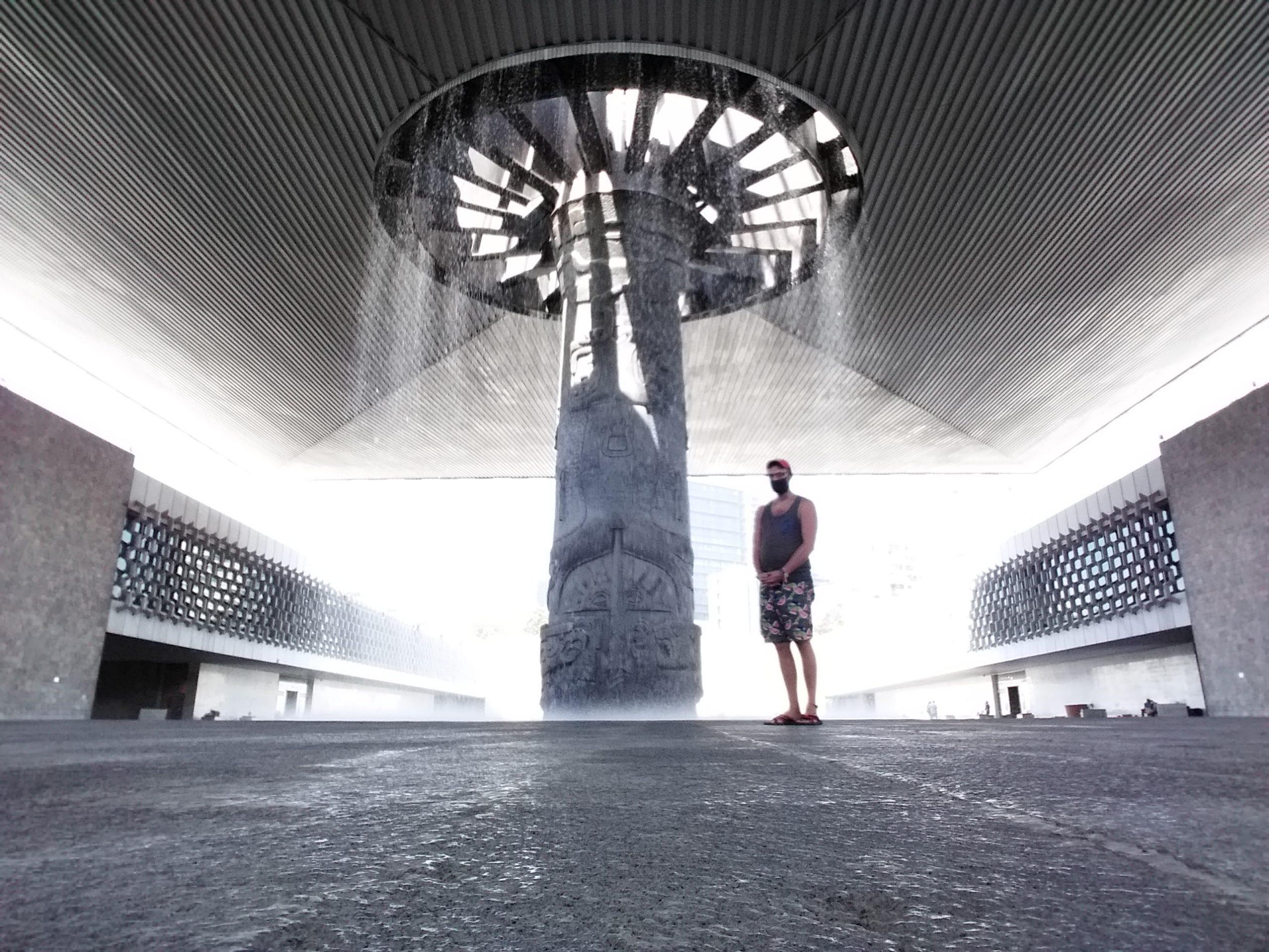 Musée national d'anthropologie mexique